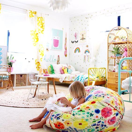 Design dětského pokoje