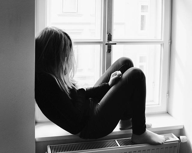 Jste bez nálady? Otrávená a znechucená?