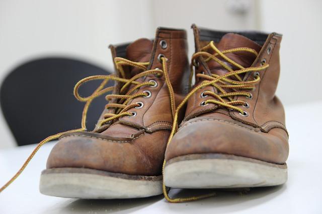 obuv do práce
