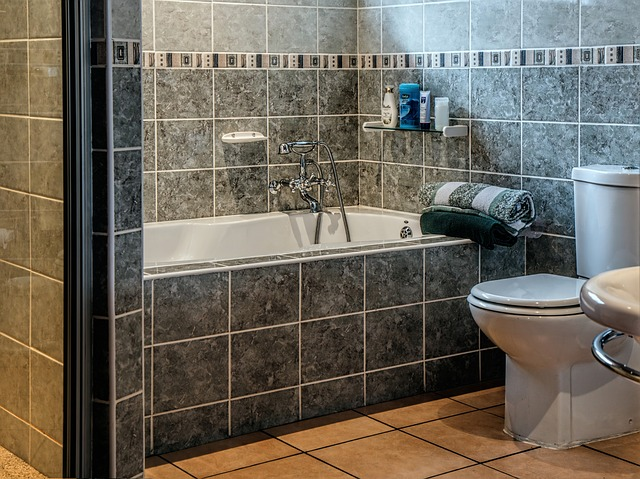 Zařiďte si koupelnu nejen podle vašeho vkusu, ale také z praktického hlediska