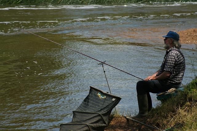 relaxace u řeky