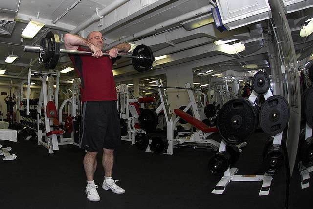 zdravé cvičení