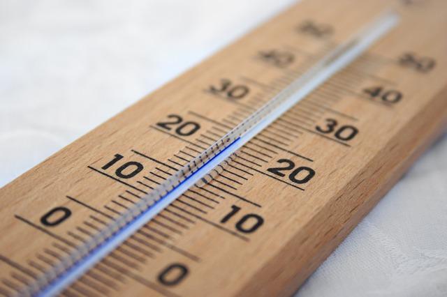 Teplota se dá ovlivnit