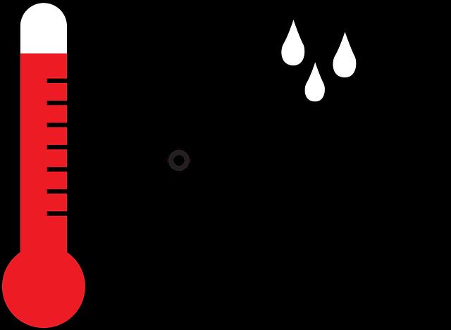 teplotní výkyvy