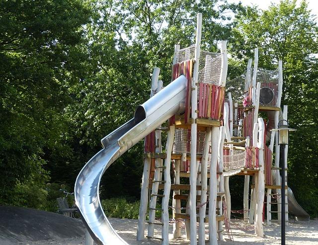 Zažijte úžasnou rodinnou zábavu v dětském parku