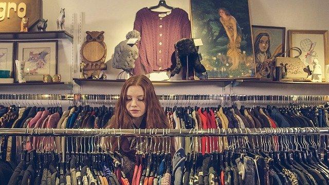 nákup s adolescentem