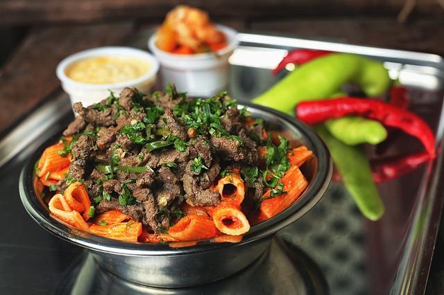 egyptský pokrm