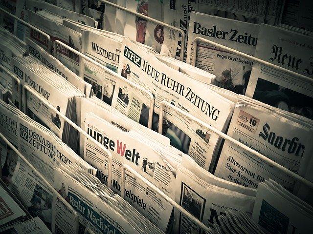 inzertní noviny