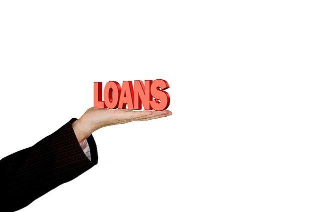 finanční půjčení