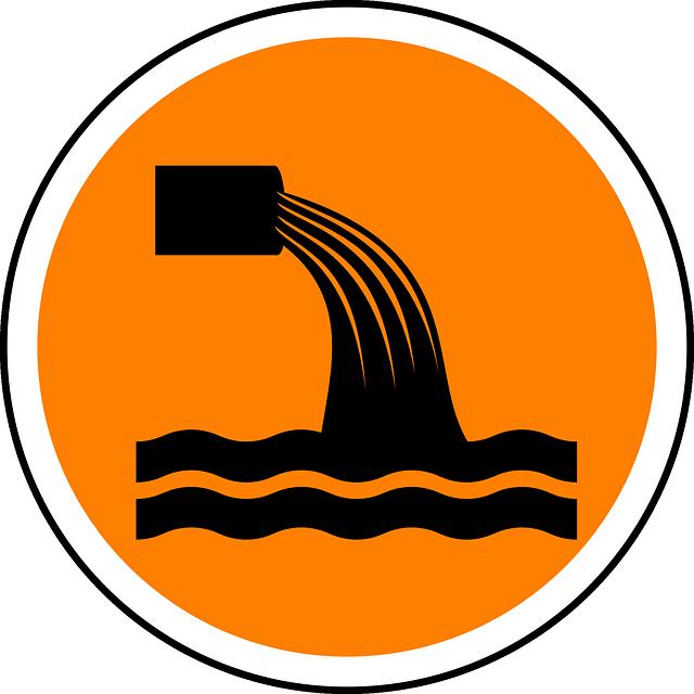 odpadní vody