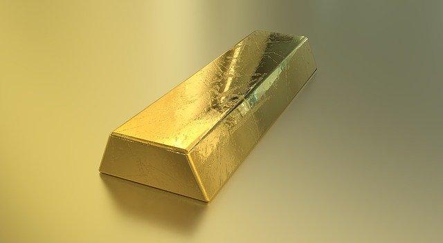cihla zlata