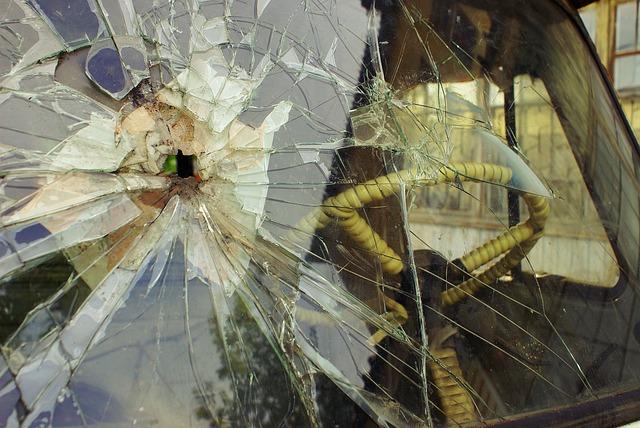 Když se vám rozbije sklo