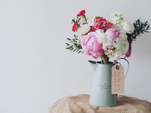 Jak si objednat rozvoz květin – Teplice