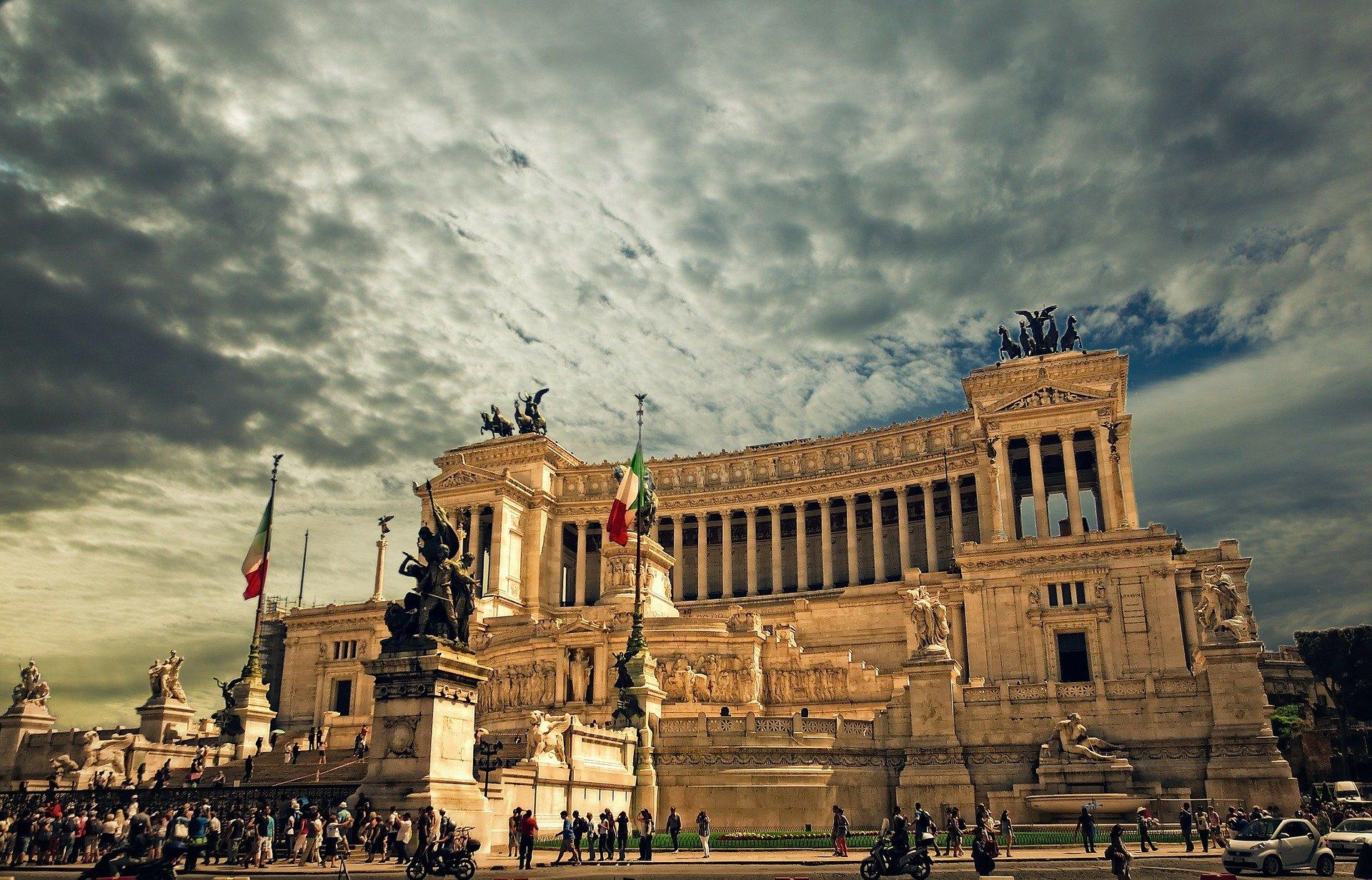 Křížem krážem Itálií aneb nevynechejte Řím a Benátky