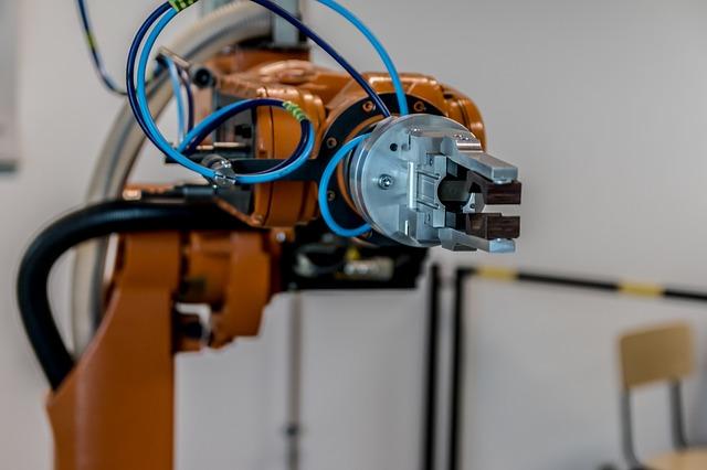 Robotizace v akci
