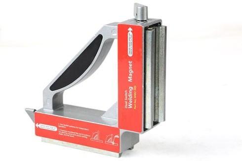 Magnetické úhelníky a svorky pro svářeče a zámečníky